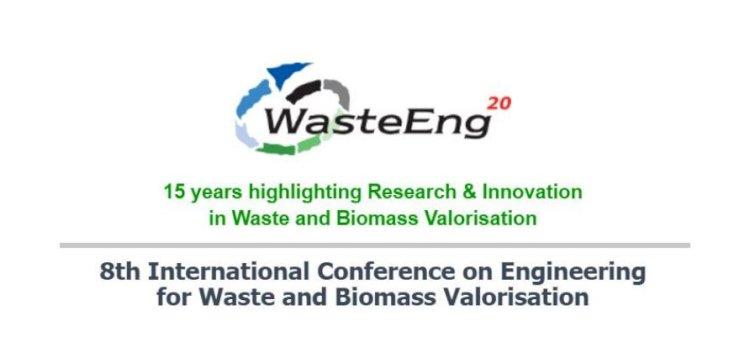 Vem aí WasteEng 2020 Canadá