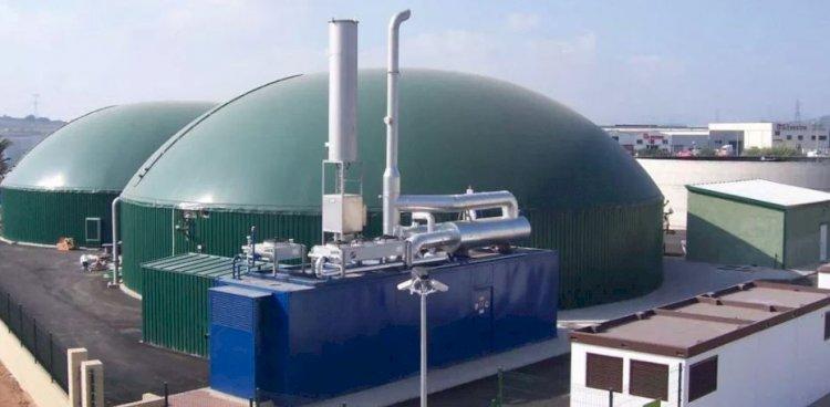 Produção biogás cresce mais de 100%