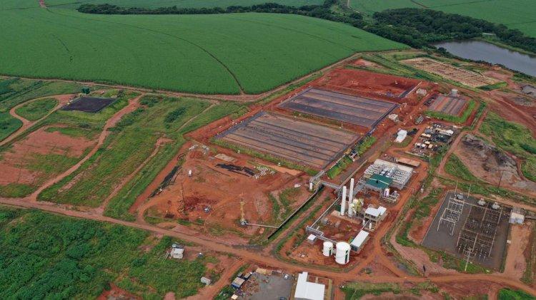 Maior usina de biogás do mundo