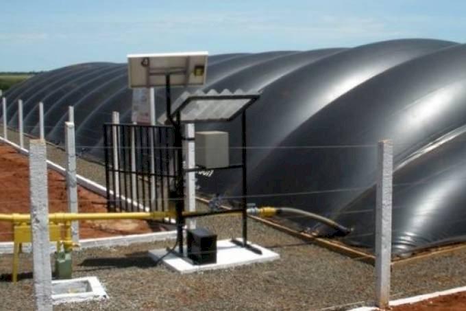 Suécia, parceira na produção de caças, também tem interesse em biogás