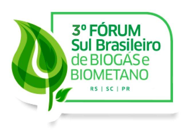 3º Fórum Sul Brasileiro de Biogás e Biometano