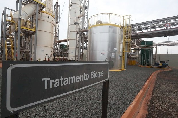 Potencial de lucratividade do biogás de cana