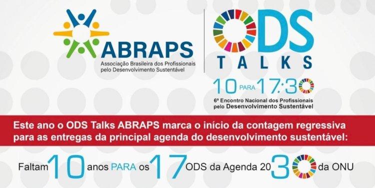 ODS TALKS ABRAPS 2020 - Biogás como alternativa energética
