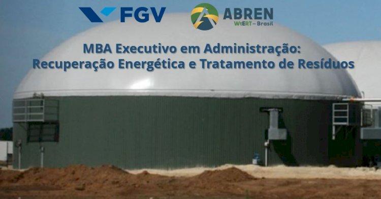 MBA Executivo em Administração: Recuperação Energética e Tratamento de Resíduos