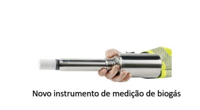 Vaisala ganha prêmio de inovação para instrumento de medição de biogás