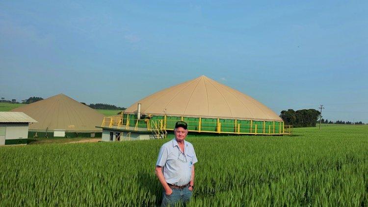 Produtores e indústrias do agro testam biogás como novo combustível