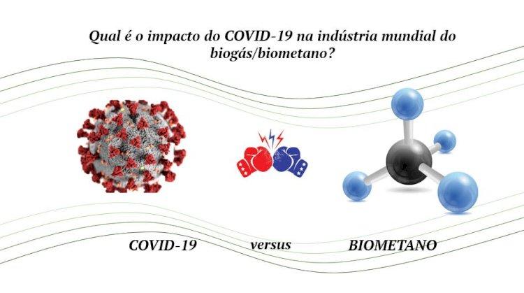 O impacto do COVID-19 na indústria mundial do biogás/biometano