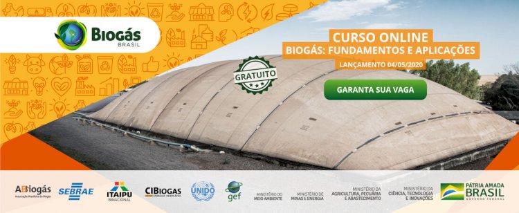 Curso de Fundamentos do Biogás