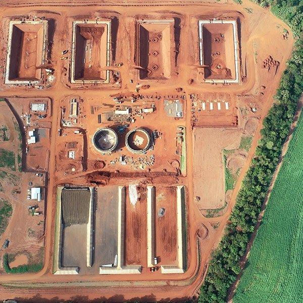 Cocal está entre as novas plantas de produção de gás renovável