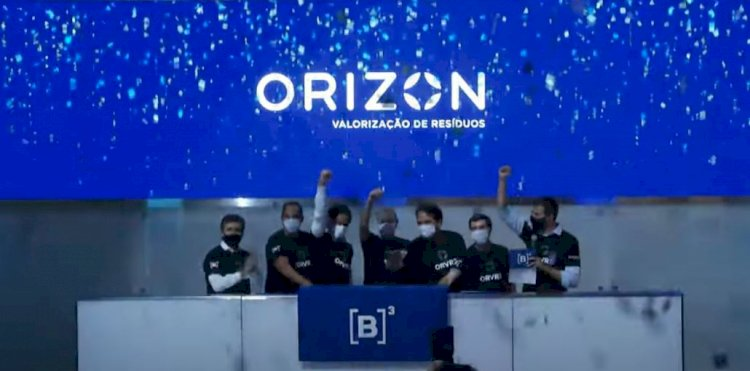 IPO da Orizon Valorização de Resíduos estreia na B3