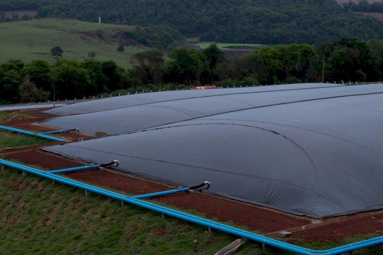 Usina híbrida Biogás/Solar beneficia empresas no Paraná com energia limpa