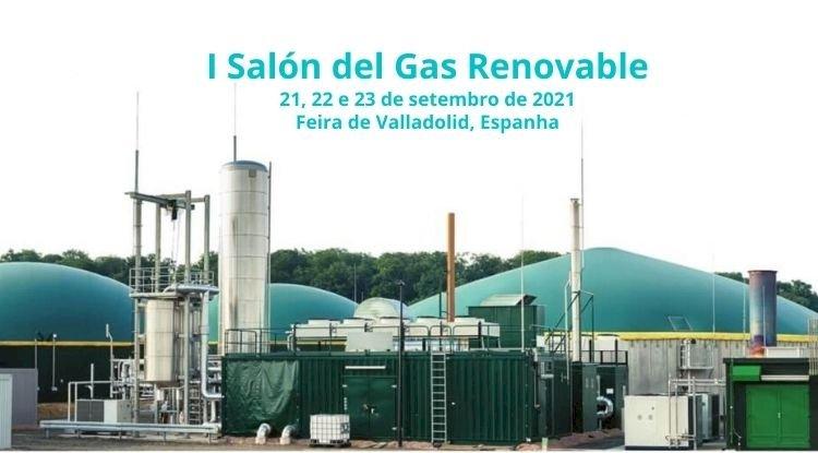 I Feira de Gás Renovável (biogás e biometano) - Espanha