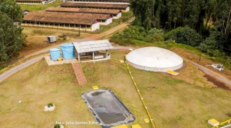 Biogás - Hora da decolagem