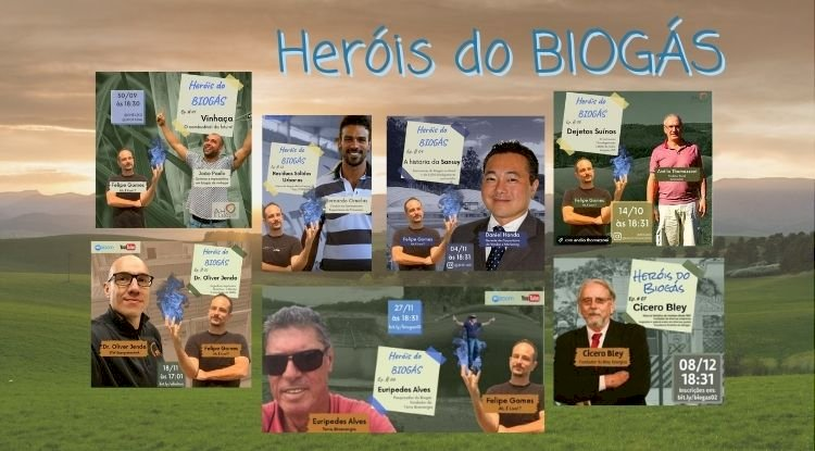 Série: Heróis do Biogás - Felipe Gomes - Ah, É Lixo!?