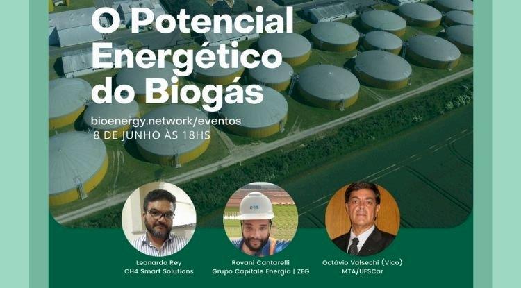 O Potencial Energético do Biogás