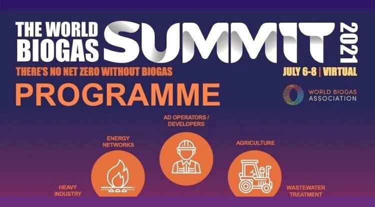 The World Biogas Summit 2021
