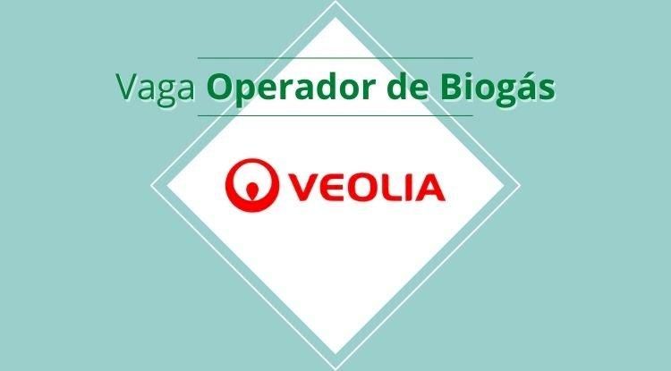 Vaga Operador de Biogás