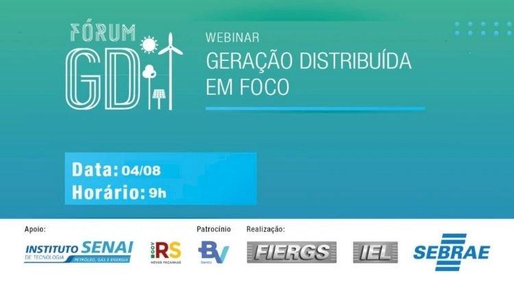 Webinar GD em FOCO - Biogás e Geração Distribuída
