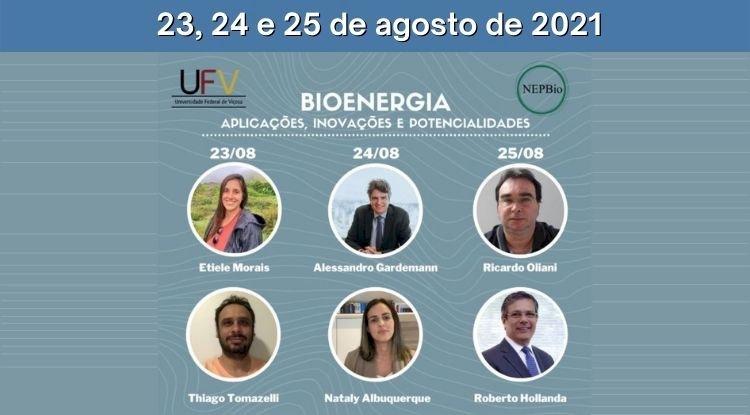 Bioenergia: Aplicações, Inovações e Potencialidades