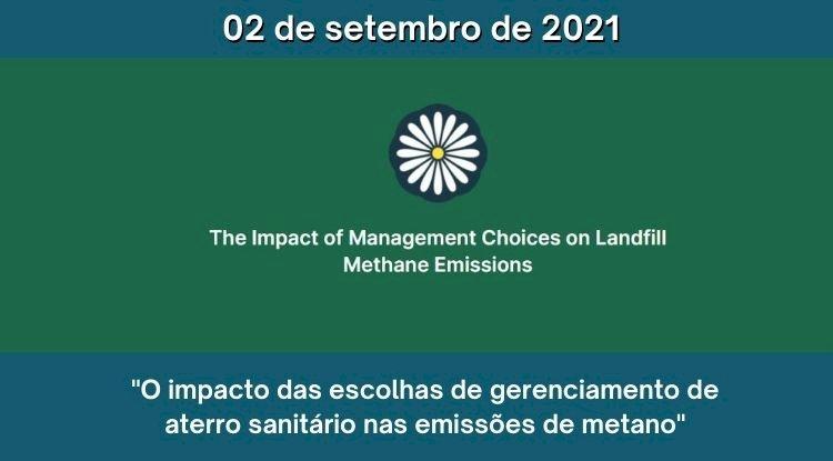 O impacto das escolhas de gerenciamento de aterro sanitário nas emissões de metano
