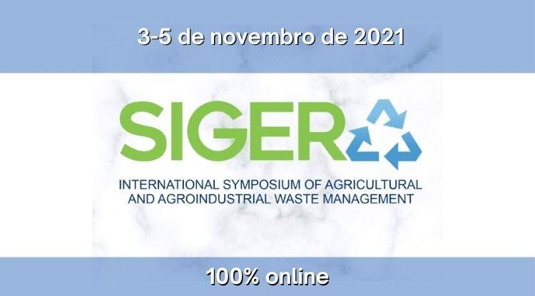 VII Sigera - Evento da Sociedade Brasileira dos Especialistas em Resíduos das Produções Agropecuária e Agroindustrial
