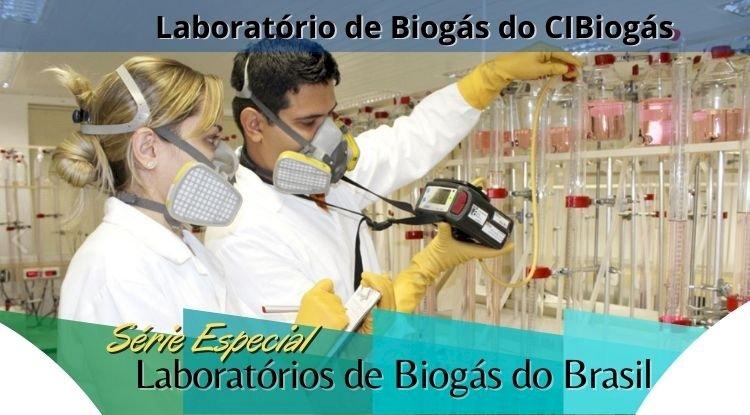 Série Especial Laboratórios de Biogás do Brasil - 1º Episódio - Laboratório de Biogás do CIBiogás