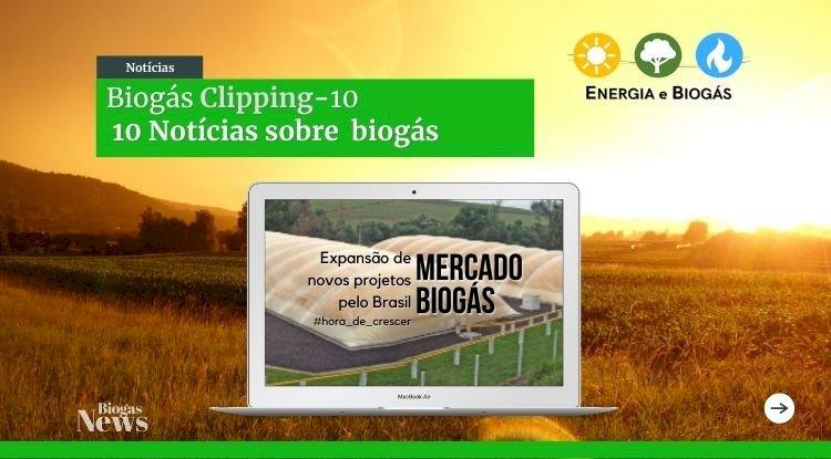 Biogás Clipping10 – Mercado em Expansão